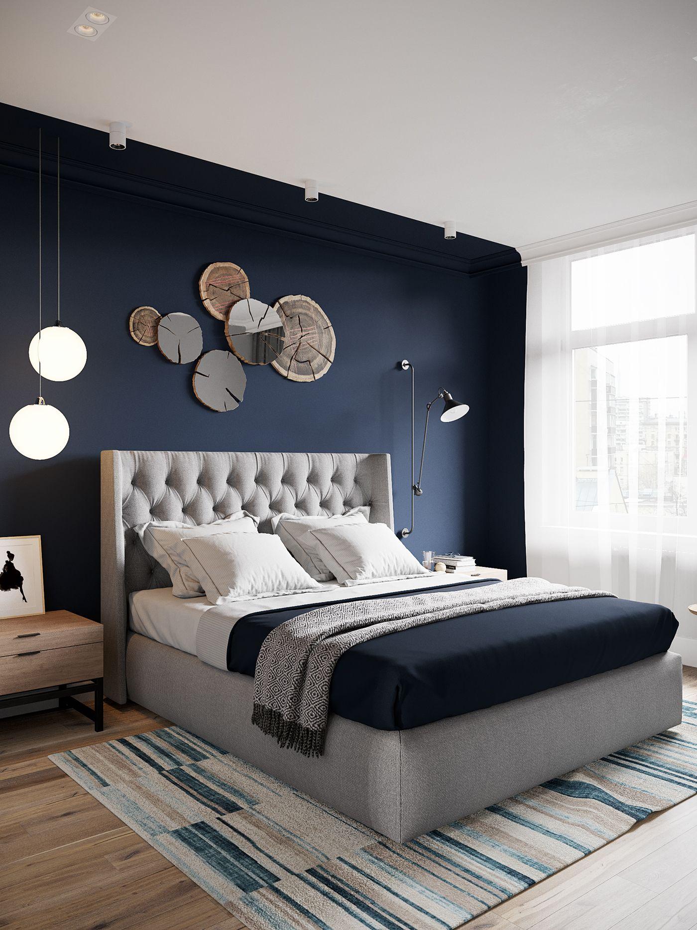 Chambre style décoration élégance