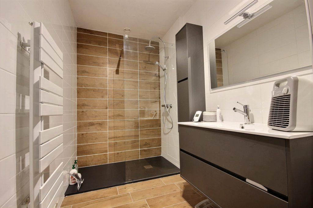 Rénovation salle de bains Saint-Etienne Douche Italienne