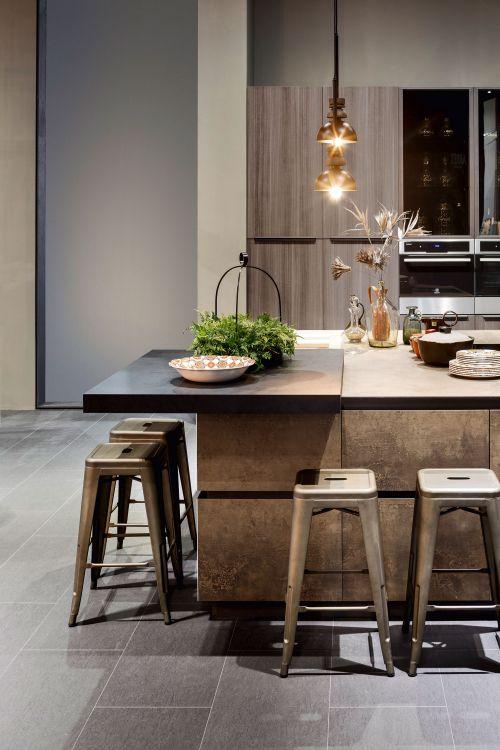 Cuisine style industriel Avéo Styles & Travaux